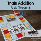Train Addition 0-5