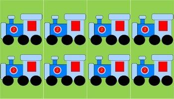 Train Beat Strip