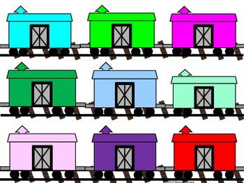 Train Border