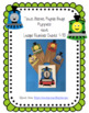 Train Brown Paper Bag Puppets and Number Cards