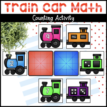 Train Car Math | Building Numbers