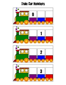 Train Car Numbers