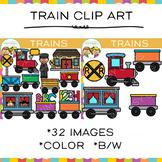 Train Clip Art