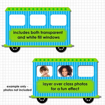 Train Clip Art | Train Frames