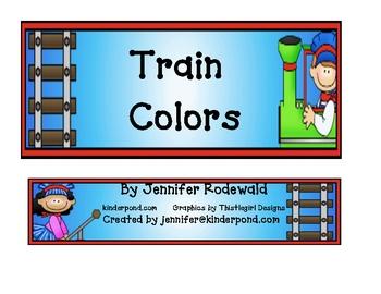 Train Colors