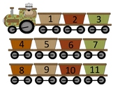Train Counting