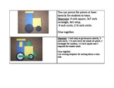 Train Craft and Writing Template