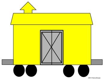 Train Cutouts