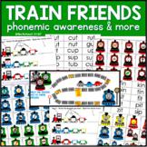 Phonemic Awareness Train Friends