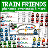 Phonemic Awareness Train Friends