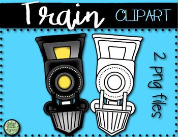 Train Front Clipart