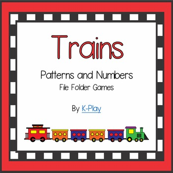 Patterns and Numbers - Train Games