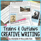 Creative Writing from Nonfiction - Train Heists and Outlaws