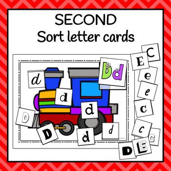 Train Letter Sort - S