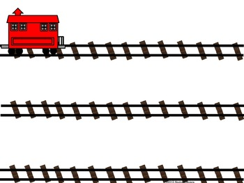Train Name Plates
