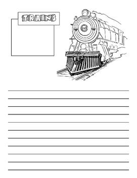 Train Notebooking Pages
