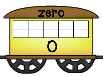 Train Number Line