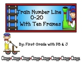 Train Number Line