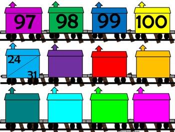 Train Numbers