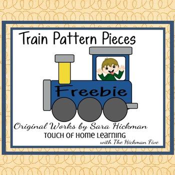 FREEBIE: Train Pattern