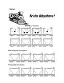 Train Rhythms