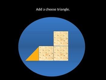 Train Shape Snack