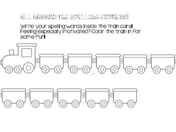 Train Spelling