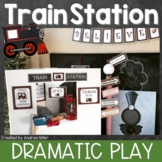 Train Station Dramatic Play