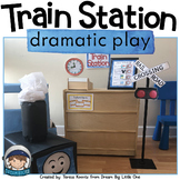 Trains Station Dramatic Play Center