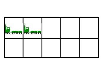 Train Ten Frames