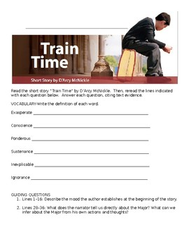 Train Time Comprehensive Study Guide
