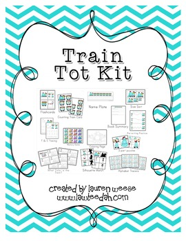 Train Tot Kit