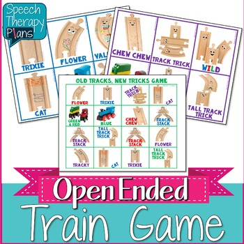 Train Track Open Ended Games