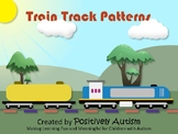 Train Track Patterns: Make and Extend Patterns by Creating