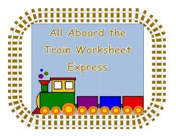 Train Worksheet Express