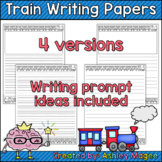 Train Writing Papers with Prompt Ideas - Supplement to Old