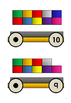 Train cargo count  (1-10)