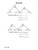 Traingle - Missing Angles