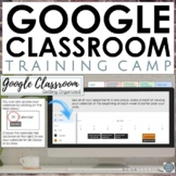 Training Camp for using Google Classroom in Middle School