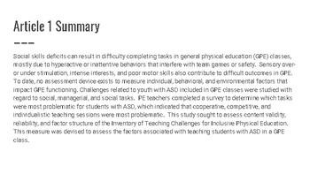 Training Points - Educational Options BCBA ACE CE/Training