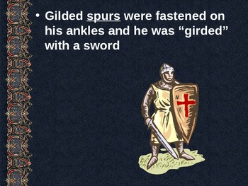 Training a Knight Powerpoint