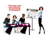 Training and Developing Employees (Human Resource Management)