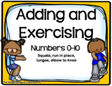 Training and Learning Addition PowerPoint Video numbers 0-10