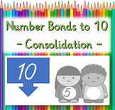 1-10: Step5: Number Bonds to 10 - Consolidation