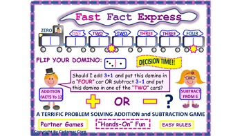 Train The Brain With This Fun Addition and Subtraction Math Game