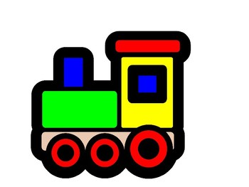 Trains Clip Art and Templates