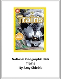 Trains (National Geographic Kids)