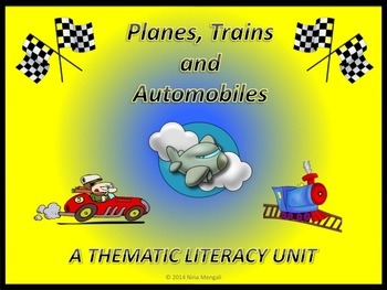 Planes, Trains, and Automobiles - A Thematic Transportatio