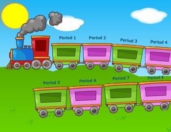 Train: Schedule
