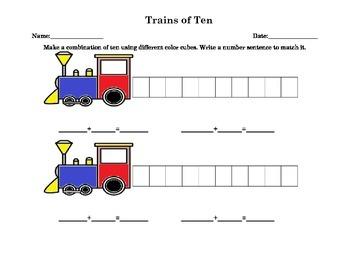 Trains of Ten